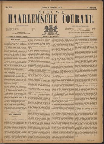 Nieuwe Haarlemsche Courant 1878-12-08