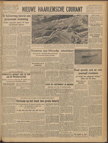 Nieuwe Haarlemsche Courant 1948-06-03
