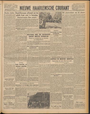 Nieuwe Haarlemsche Courant 1950-07-21