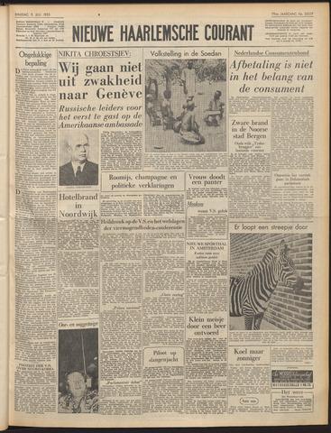 Nieuwe Haarlemsche Courant 1955-07-05