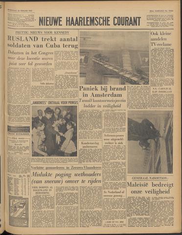 Nieuwe Haarlemsche Courant 1963-02-20