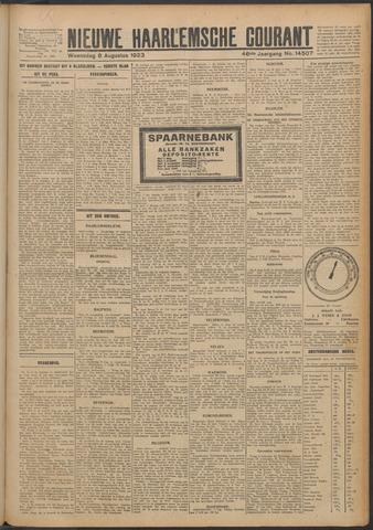Nieuwe Haarlemsche Courant 1923-08-08