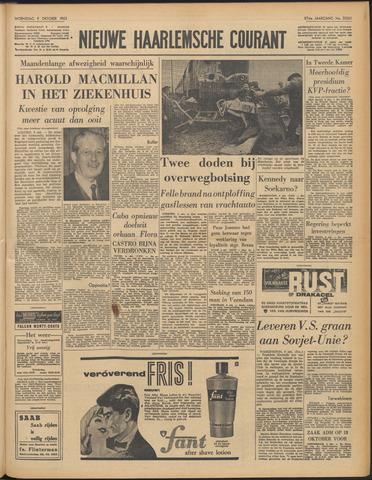 Nieuwe Haarlemsche Courant 1963-10-09