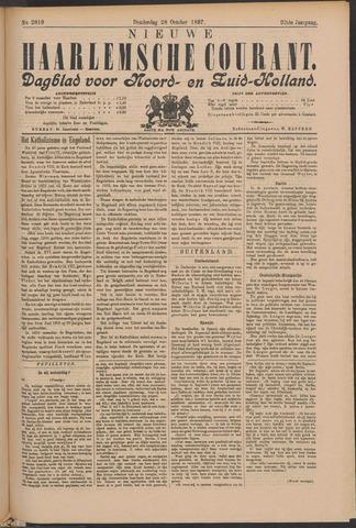 Nieuwe Haarlemsche Courant 1897-10-28