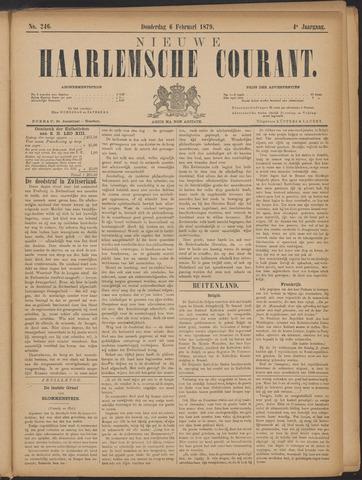 Nieuwe Haarlemsche Courant 1879-02-06