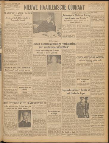 Nieuwe Haarlemsche Courant 1947-03-12