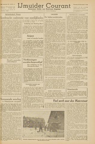IJmuider Courant 1945-09-24