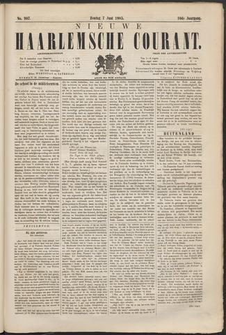 Nieuwe Haarlemsche Courant 1885-06-07