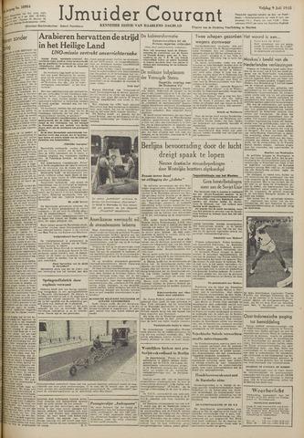 IJmuider Courant 1948-07-09