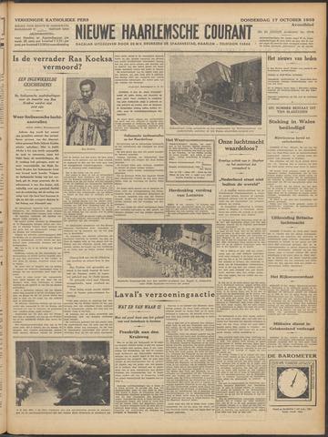 Nieuwe Haarlemsche Courant 1935-10-17