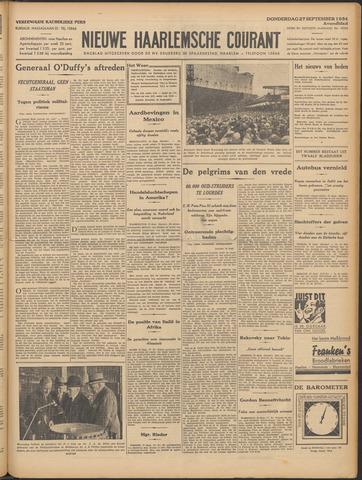 Nieuwe Haarlemsche Courant 1934-09-27