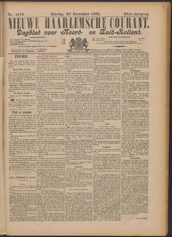 Nieuwe Haarlemsche Courant 1904-12-20