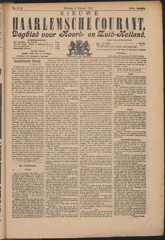 Nieuwe Haarlemsche Courant 1901-02-09