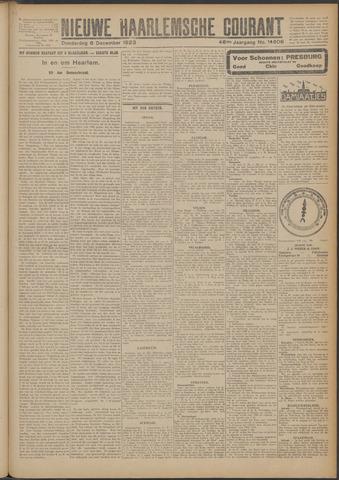 Nieuwe Haarlemsche Courant 1923-12-06