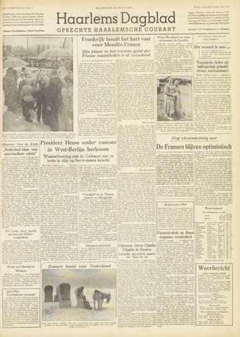Haarlem's Dagblad 1954-07-19
