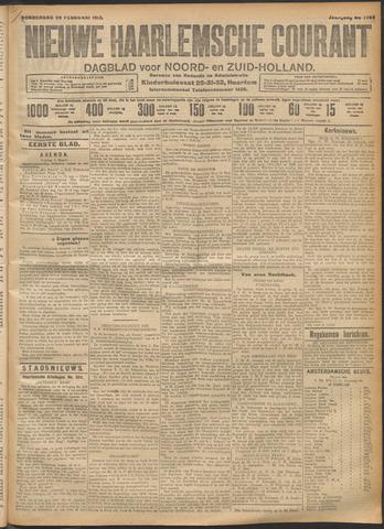 Nieuwe Haarlemsche Courant 1912-02-29