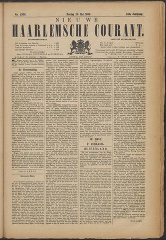 Nieuwe Haarlemsche Courant 1889-05-26
