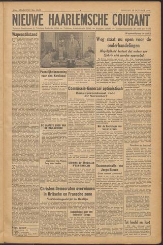 Nieuwe Haarlemsche Courant 1946-10-15