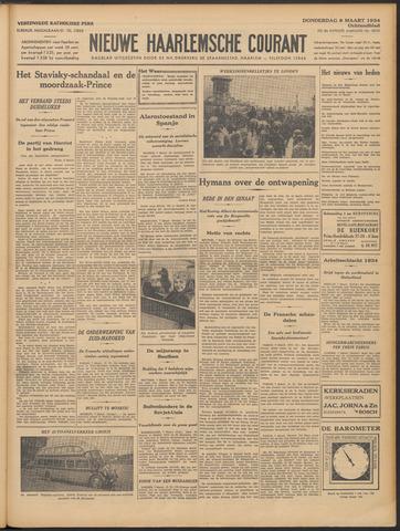 Nieuwe Haarlemsche Courant 1934-03-08