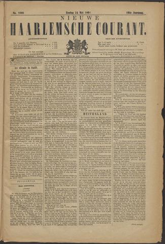 Nieuwe Haarlemsche Courant 1891-05-24