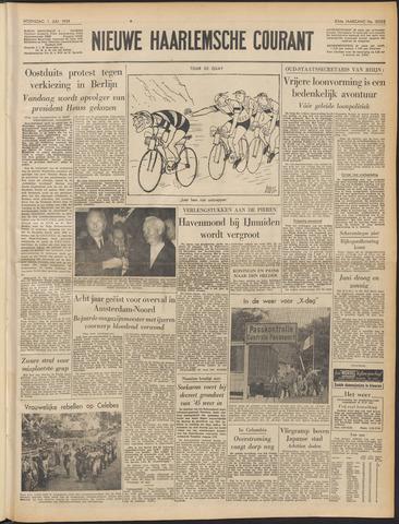 Nieuwe Haarlemsche Courant 1959-07-01