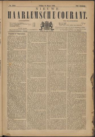 Nieuwe Haarlemsche Courant 1893-03-10