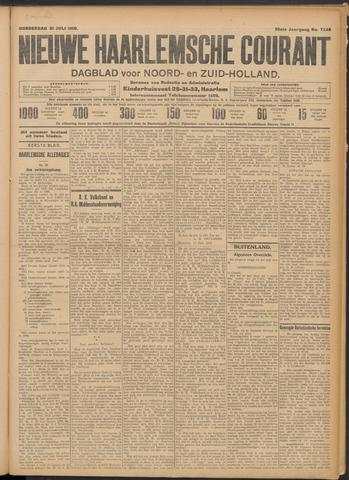 Nieuwe Haarlemsche Courant 1910-07-21