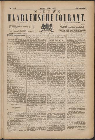 Nieuwe Haarlemsche Courant 1888-03-09