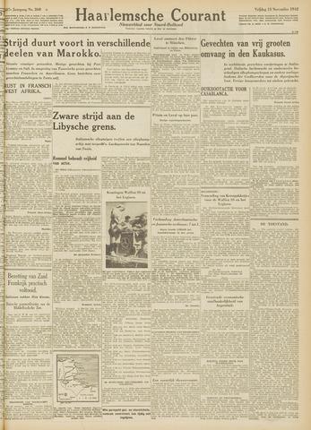 Haarlemsche Courant 1942-11-13