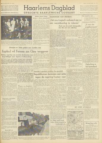 Haarlem's Dagblad 1951-04-12