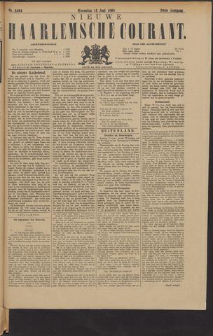 Nieuwe Haarlemsche Courant 1895-06-12