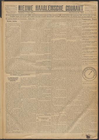 Nieuwe Haarlemsche Courant 1927-09-01