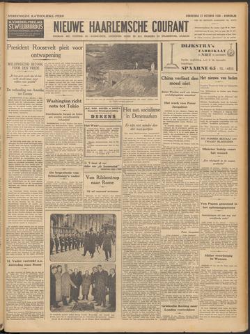 Nieuwe Haarlemsche Courant 1938-10-27