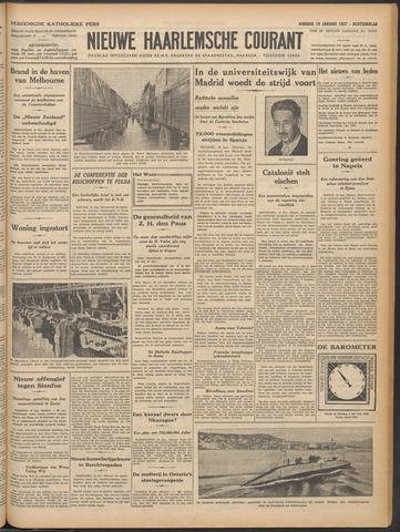 Nieuwe Haarlemsche Courant 1937-01-19