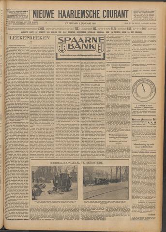 Nieuwe Haarlemsche Courant 1931-01-03