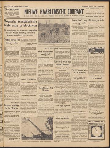 Nieuwe Haarlemsche Courant 1939-10-14