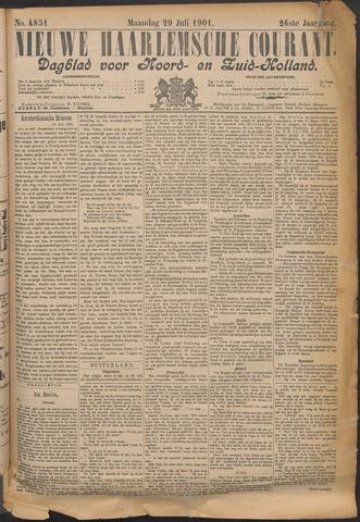 Nieuwe Haarlemsche Courant 1901-07-29