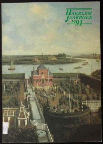 Jaarverslagen en Jaarboeken Vereniging Haerlem 1991