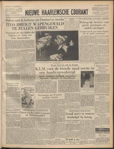 Nieuwe Haarlemsche Courant 1953-10-12