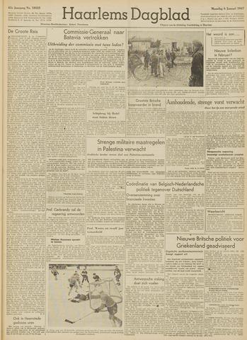 Haarlem's Dagblad 1947-01-06