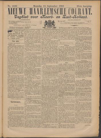 Nieuwe Haarlemsche Courant 1903-09-14