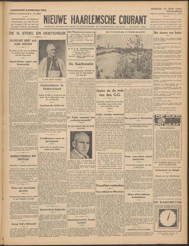 Nieuwe Haarlemsche Courant 1934-06-17