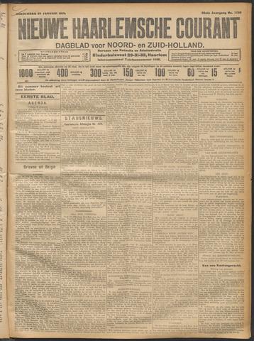 Nieuwe Haarlemsche Courant 1912-01-25