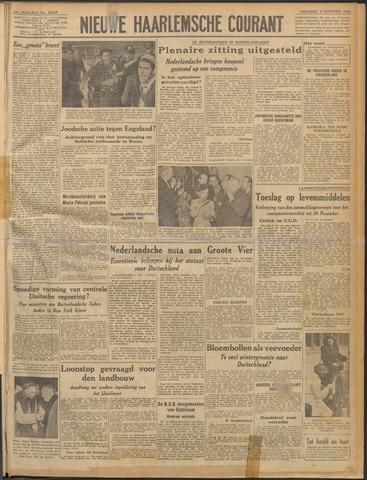 Nieuwe Haarlemsche Courant 1946-11-04