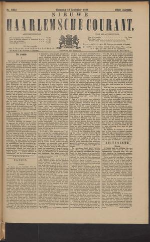 Nieuwe Haarlemsche Courant 1895-09-18