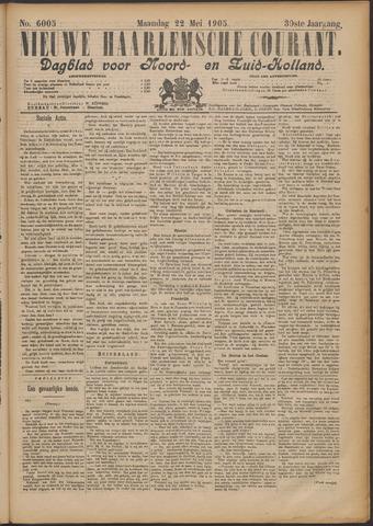 Nieuwe Haarlemsche Courant 1905-05-22