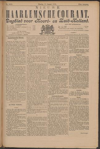 Nieuwe Haarlemsche Courant 1898-01-11