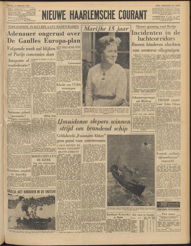 Nieuwe Haarlemsche Courant 1962-02-16