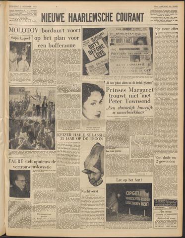 Nieuwe Haarlemsche Courant 1955-11-02