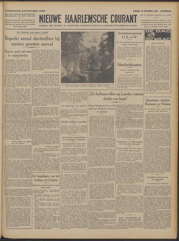 Nieuwe Haarlemsche Courant 1940-09-10